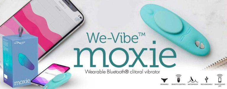 moxie vibratore clitorideo bluetooth